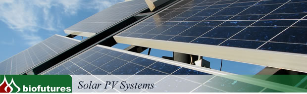 Solar PV Systems and Installation - Click to see our range - Biofutures UK